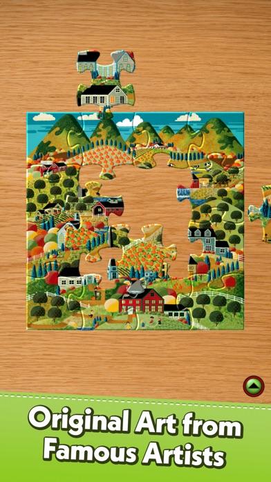Jigsaw Puzzle: カラーアートジグソーパズルのおすすめ画像1