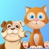 农民宠物虚拟动物:喂养照顾和洗你的小狗