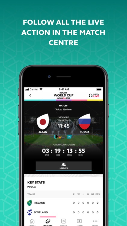 Rugby World Cup 2019 screenshot-6