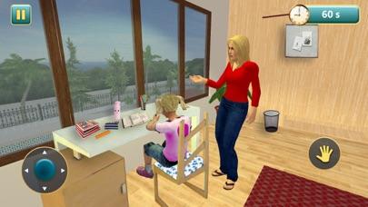 العائلة الافتراضية: أمي سعيدةلقطة شاشة2