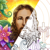 Bible Coloring Paint by Number - iDailybread Co., Limited