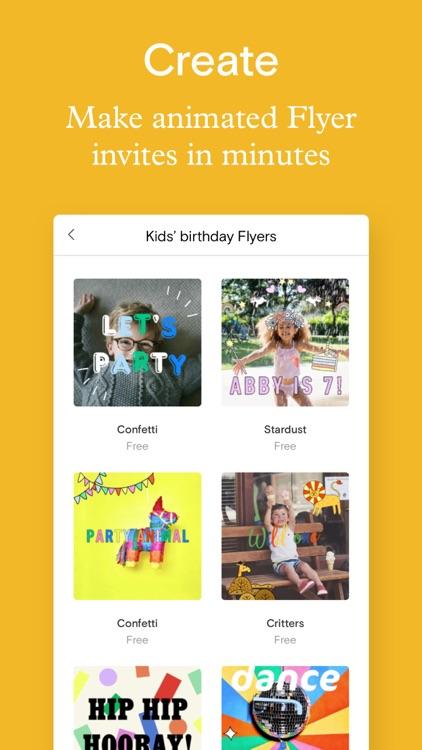 Paperless Post Invitations screenshot-0