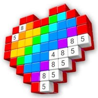 Voxel 3D - Pixel Art Maker App Download - Games - Android