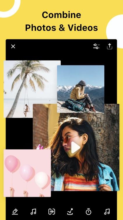 Slideshow Add Music to Photos screenshot-0