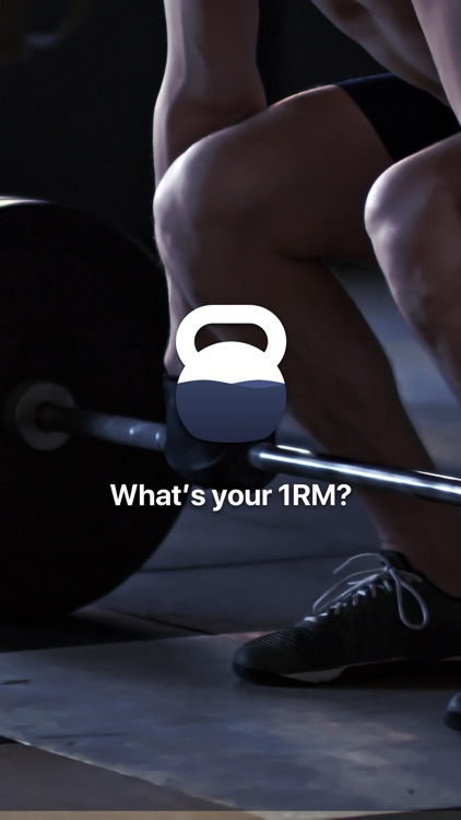 1RM: Weightlifting Calculator