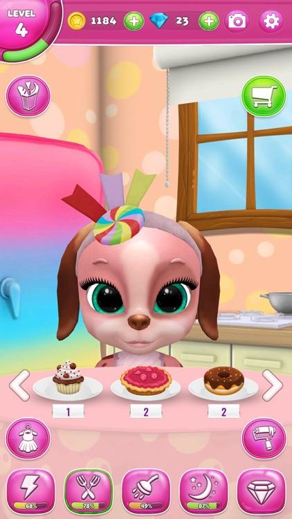 Masha the Dog - My Virtual Pet screenshot-0
