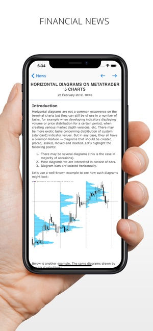 MetaTrader 5 on the App Store
