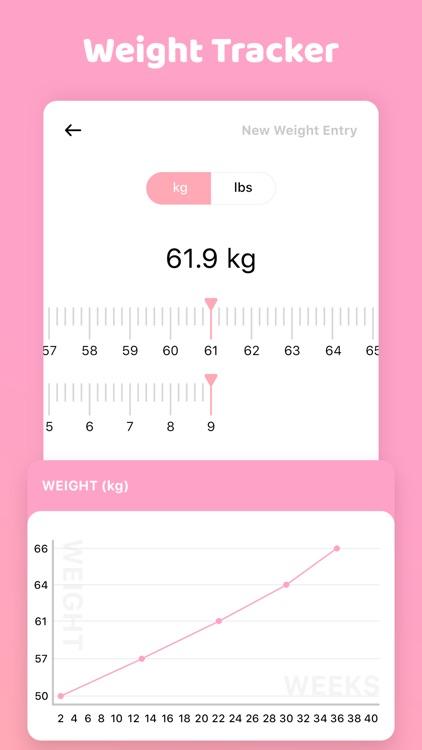 Pregnancy Tracker: Baby Bump screenshot-3