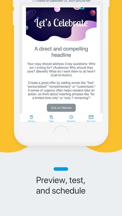 Constant Contact screenshot-3