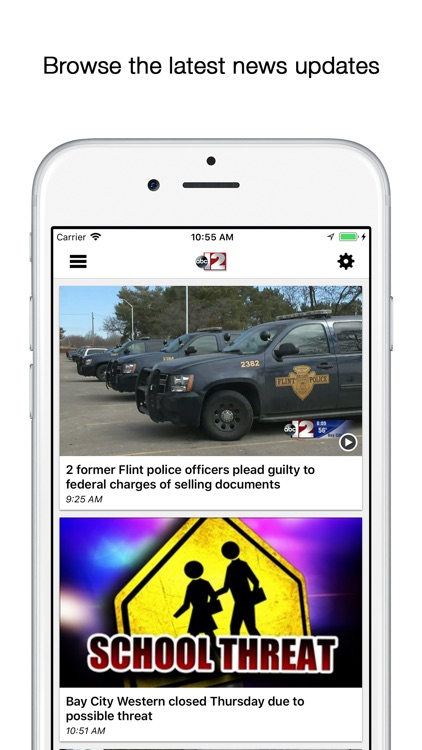ABC12 - Michigan News by Gray Television Group, Inc