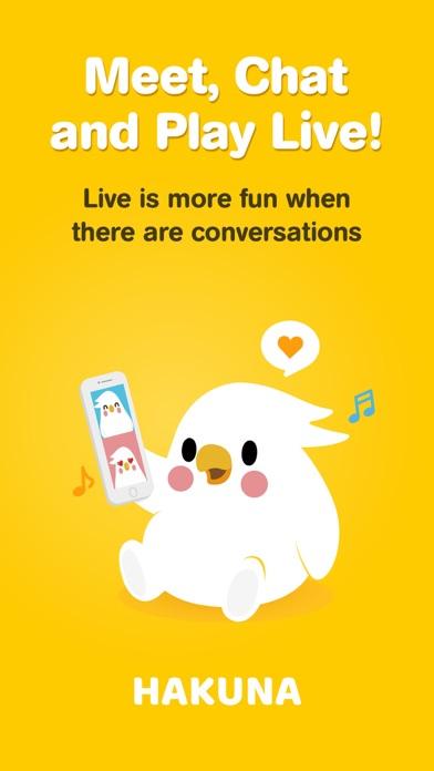 دانلود Hakuna Live - Meet and Chat برای کامپیوتر