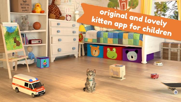 Little Kitten -My Favorite Cat screenshot-0