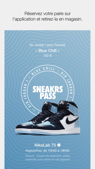 Nike SNEAKRS pour Android
