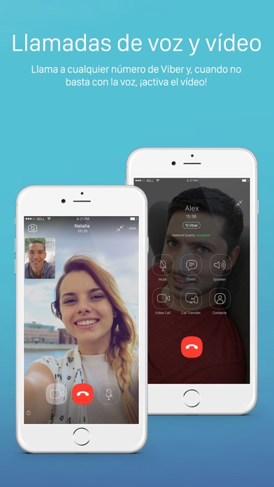 Screenshot for Viber Messenger: Chats & Calls in Argentina App Store