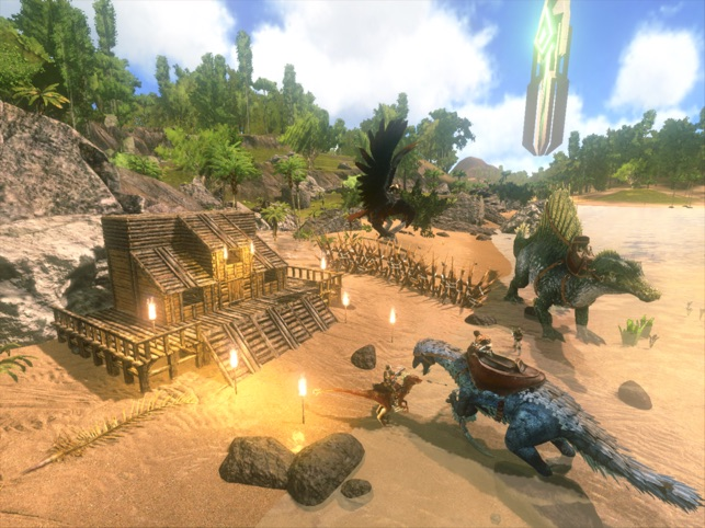 ARK: Survival Evolved on the App Store