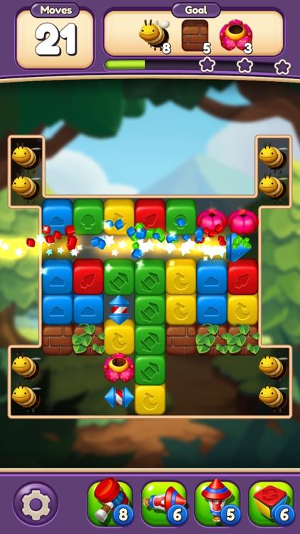 Bunny Pop Blast screenshot-3