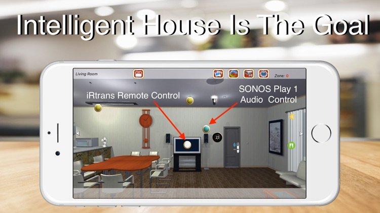 HOS Smart Home IP Control screenshot-4