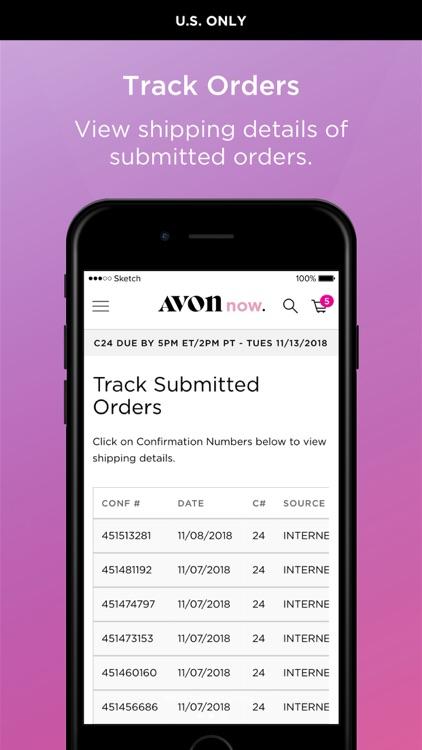 AvonNow screenshot-6
