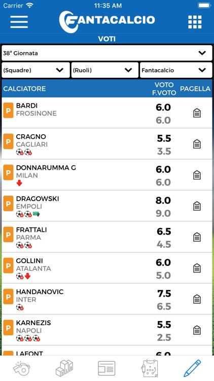Fantacalcio.it screenshot-4