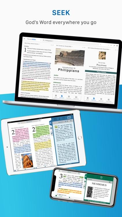 Tecarta Bible screenshot-5