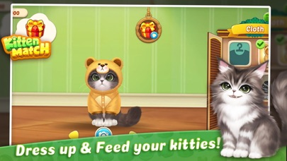 Kitten Match screenshot 4