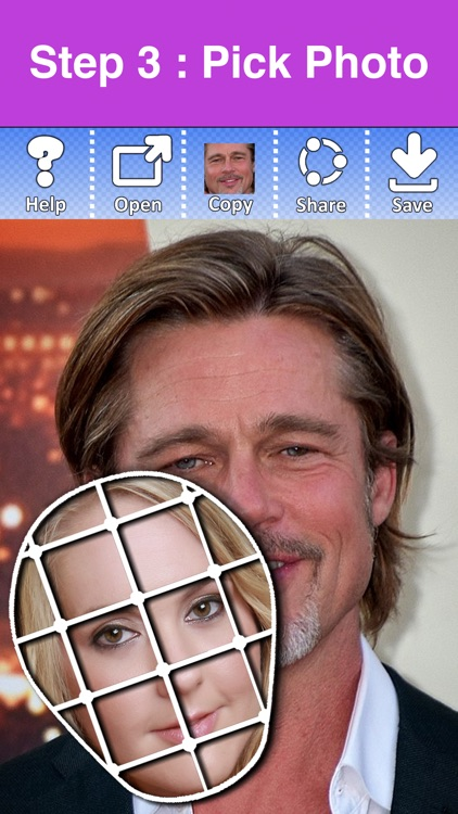 Copy Replace Face Photo Editor