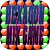 Hexagon Mix Game Reloaded LT - iPhoneアプリ