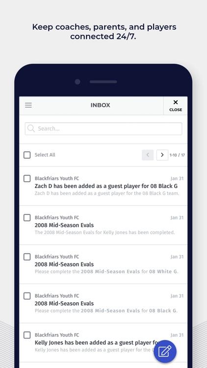 PlayMetrics screenshot-3