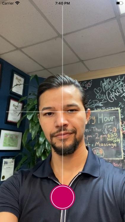 Headshot Camera for Portraits screenshot-0