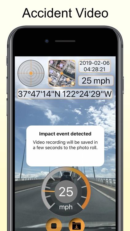 Dashcam - Car Crash Recorder