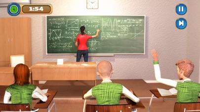 High School Teacher Simulator Screenshot on iOS