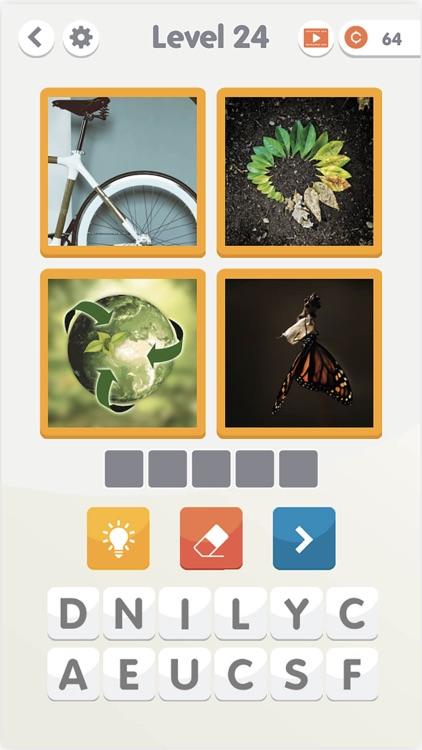 4 Pics 1 Word Guess
