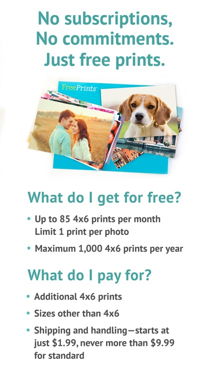 FreePrints – Photos Delivered screenshot-4