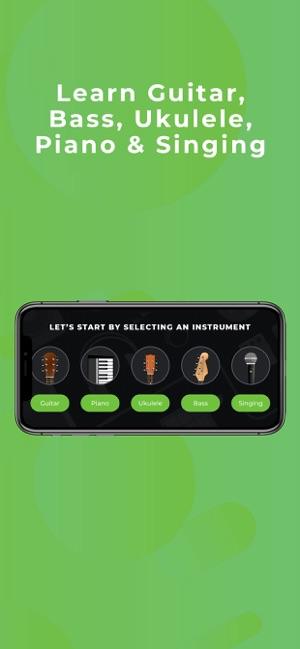 Yousician - Your Music Teacher Capture d'écran