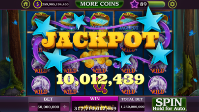 Unicorn Slots Casino 777 Game screenshot two