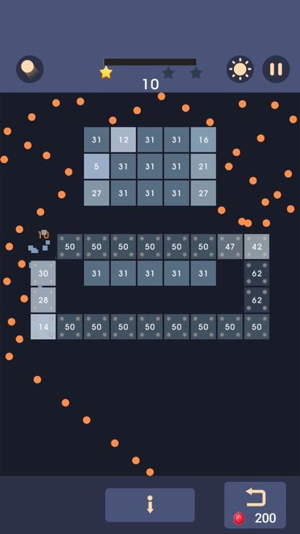 砖块消消消——超好玩的砖块游戏 screenshot-3