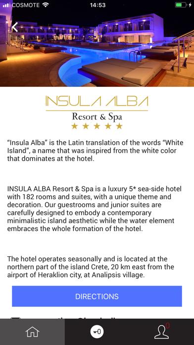 Insula Alba Resort & Spa screenshot three