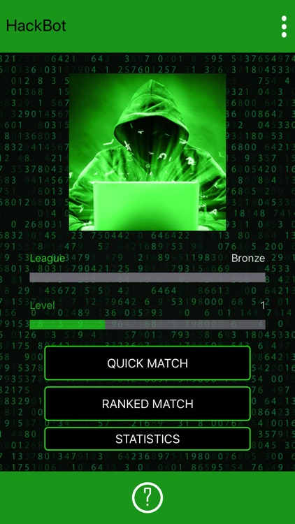 Hacking Game HackBot