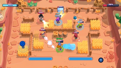 Screenshot for Brawl Stars in Ecuador App Store