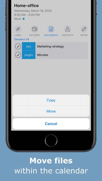 FileCalendar screenshot-8