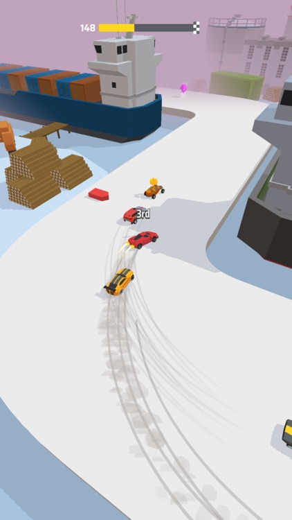 Drifty Race! screenshot-5