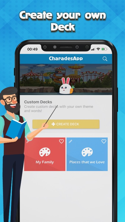 CharadesApp - What am I? screenshot-3