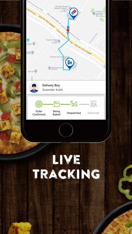 Dominos Pizza screenshot-3