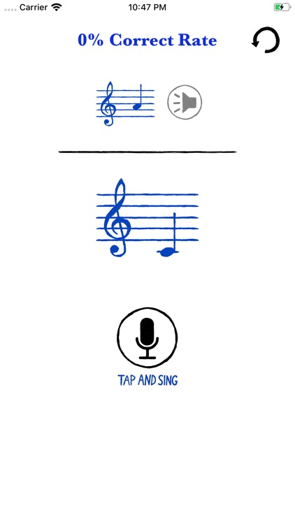 Sign like music note screenshot-3
