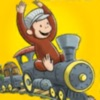 Curious George Train Adventure