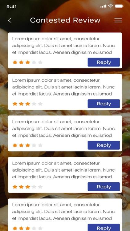 FoodRoamer screenshot-4
