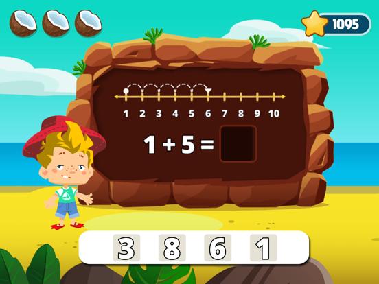 一年生の子供向けの数学学習ゲーム Math games 1のおすすめ画像3