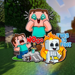 Build Block & Craft stickers