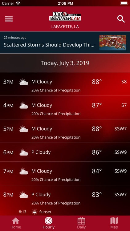 KATC Weather