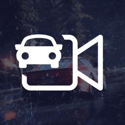 GPS Car Camera DVR